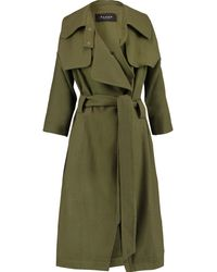 Paper London - Assasin Wool-blend Coat - Lyst