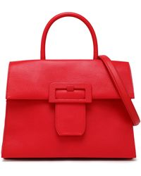 Maison Margiela - Leather Shoulder Bag - Lyst