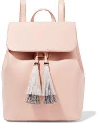 Loeffler Randall - Tasseled Leather Backpack - Lyst