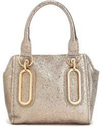 455d4cc18 COACH Metallic Trail Bag (gunmetal/platinum) Cross Body Handbags in Metallic  - Lyst