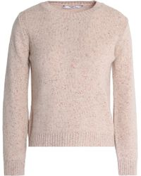 Rosetta Getty - Donegal Cashmere Jumper - Lyst