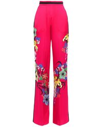 Etro Trousers - Pink