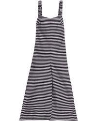 Paper London - Cotton Jumpsuit - Lyst