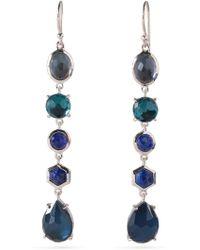 Ippolita - Silver Stone Earrings - Lyst