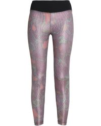Koral - Printed Stretch Leggings - Lyst