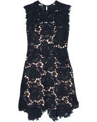 Catherine Deane - Fjola Guipure Lace Mini Dress - Lyst