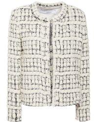 IRO Juliana Metallic Bouclé-tweed Jacket - Multicolour