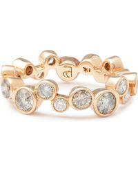 Pamela Love 18-karat Rose Gold Diamond Ring Rose Gold - Metallic