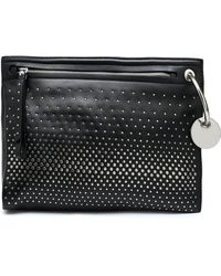 Marc By Marc Jacobs - Studded Leather Shoulder Bag - Lyst