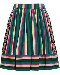 Etro Mini Skirt Multicolor