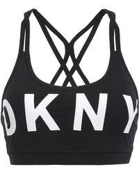 DKNY Sports Bras Black