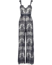 Catherine Deane - Kelly Lace Jumpsuit - Lyst