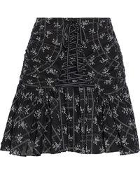 Cinq À Sept Amelia Skirt - Black