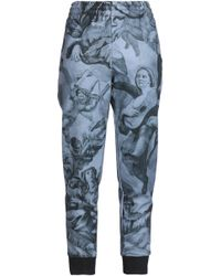 Moschino - Printed Jersey Track Trousers - Lyst