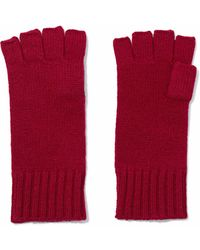 N.Peal Cashmere - Cashmere Fingerless Gloves - Lyst