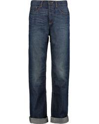 Marc By Marc Jacobs - Annie Low-rise Boyfriend Jeans - Lyst