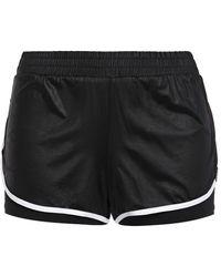 Koral Scout Layered Stretch Shorts - Black