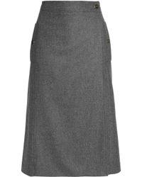 Vanessa Seward Knee Length - Grey