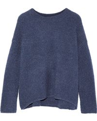 Vince - Wool And Cashmere-blend Jumper - Lyst
