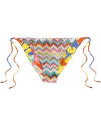 Missoni - Bikini Bottoms - Lyst