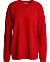 Equipment - Woman Cashmere Jumper Crimson - Lyst