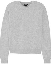 JOSEPH - Boiled Wool Sweater - Lyst