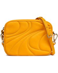 Emilio Pucci - Quilted Leather Shoulder Bag - Lyst