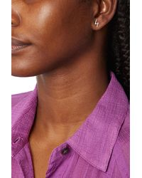 Melissa Joy Manning Melissa Joy Ning 14-karat Earrings - Metallic