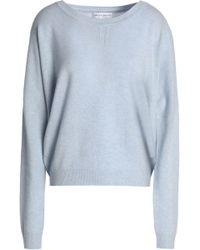 Amanda Wakeley | Cashmere Sweater Sky Blue | Lyst