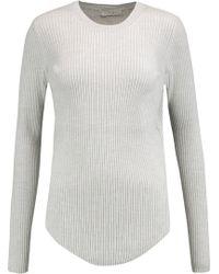 IRO | Ribbed Wool Jumper | Lyst