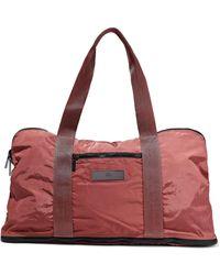 adidas By Stella McCartney Shell Weekend Bag Brick - Red