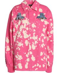 Opening Ceremony - Casual Jackets Bright Pink - Lyst