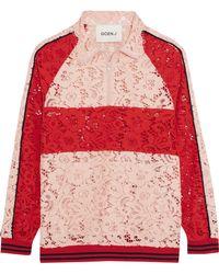 Goen.J | Corded Lace Jacket | Lyst
