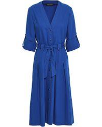 Vanessa Seward - Canvas Midi Dress - Lyst