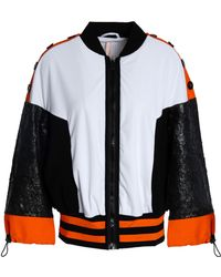 NO KA 'OI - Panelled Shell Jacket - Lyst