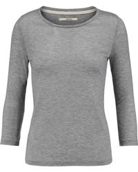 J Brand - Sophie Stretch-jersey Top - Lyst