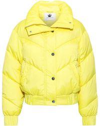 CORDOVA The Snowbird Quilted Down Ski Jacket - Yellow