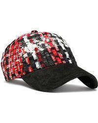 Rag & Bone - Tweed Baseball Cap - Lyst