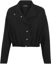 Isabel Marant - Lynton Wool-blend Crepe Jacket - Lyst