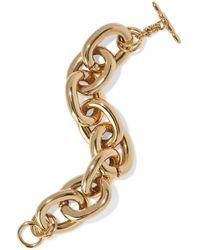 Kenneth Jay Lane Gold-plated Bracelet Gold - Metallic