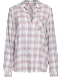 Joie Woman Jerrie Checked Cotton Shirt Antique Rose Size L Joie Deals Cheap Price Really Get The Latest Fashion Buy Cheap Exclusive Outlet Excellent mkEMNBmwL
