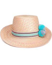 0a2edf93ec670a Straw Hats - Women's Straw Hats - Lyst