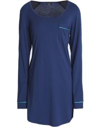 Cosabella - Cotton And Modal-blend Pyjama Top - Lyst