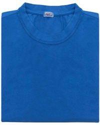 Naked Clothing - Medium Blue Jersey T-shirt - Lyst