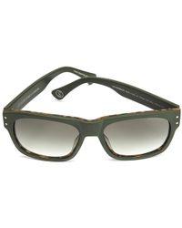Oliver Goldsmith - Netherwood (2016) Dark Tortoiseshell On Black Sunglasses - Lyst