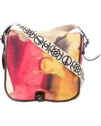 Chanel - Flower Power Messenger Bag Pink - Lyst