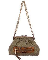 Marc Jacobs - Karung Chain-link Shoulder Bag Olive - Lyst