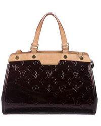 Louis Vuitton - Vernis Brea Pm Brass - Lyst