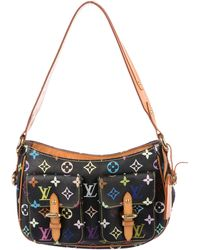Louis Vuitton - Multicolore Lodge Pm Black - Lyst