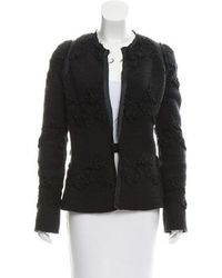Alessandro Dell'acqua - Textured Wool Jacket - Lyst